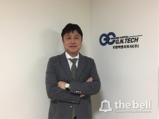 홍충희 지앤텍벤처투자 대표