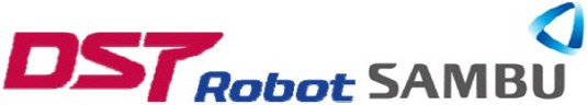 디에스티로봇-삼부토건 로고
