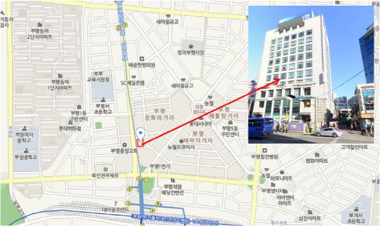 교원그룹, 인천 부평빌딩