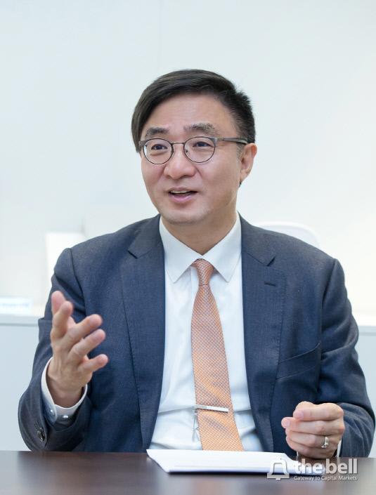 삼성전자 네트워크사업부장 김영기 사장 (1)