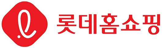 롯데홈쇼핑 국문 CI