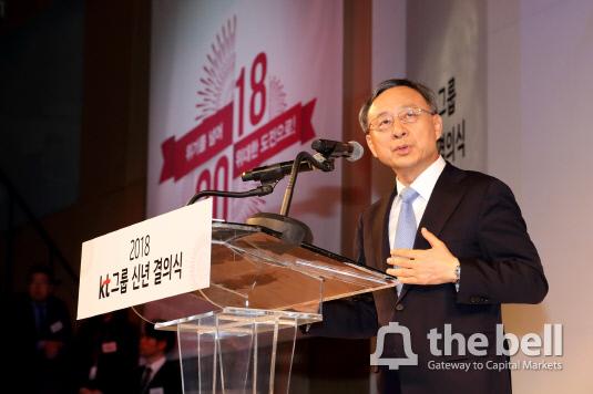 [사진3]황창규회장_신년결의식