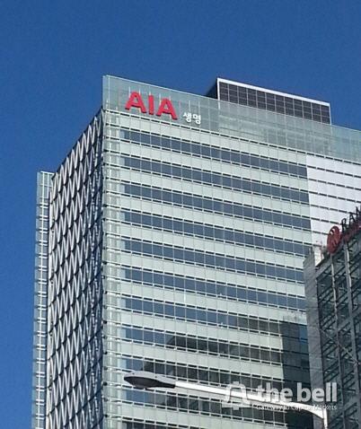 [사진자료] AIA타워 전경사진