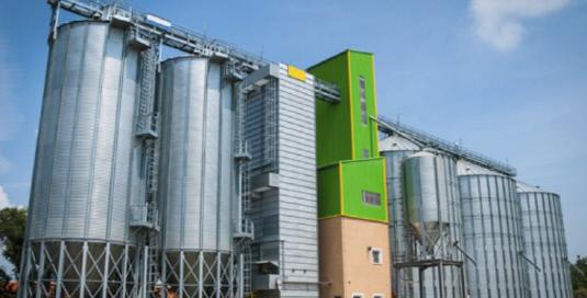 팬오션 곡물사업