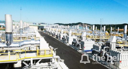 포스코에너지의 연료전지 (사진: 포스코에너지 브로슈어)