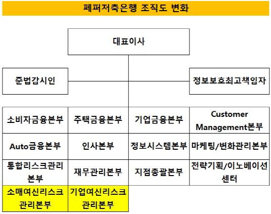 페퍼 여신리스크관리본부