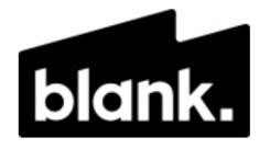 블랭크코퍼레이션 로고