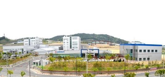 코오롱생명과학 충주공장 전경