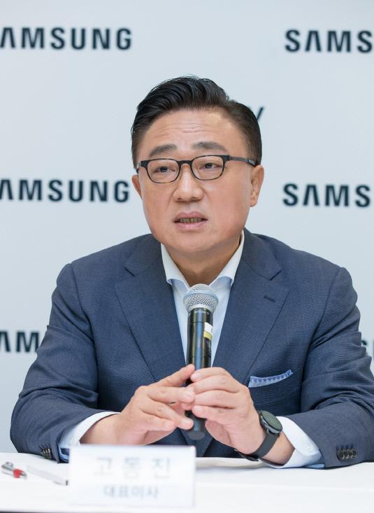 삼성전자 갤럭시 노트10 언팩 기자간담회(3)
