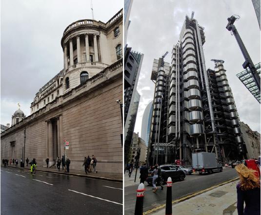 런던금융시장