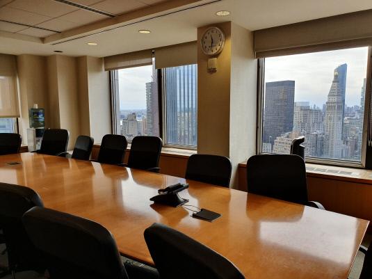 IBK기업은행 회의실