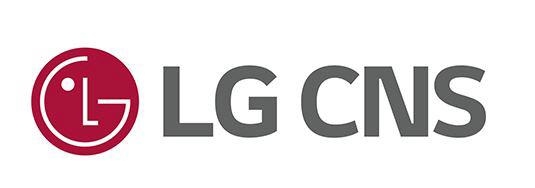 lg cns 로고