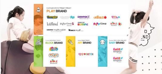 플레이타임그룹 브랜드