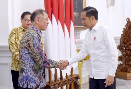 정의선 인도네시아