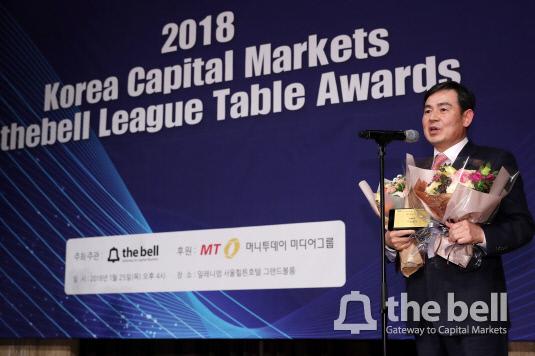2018 코리아 캐피탈 마켓 더벨 리그 테이블 어워즈09