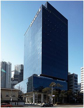 한진중공업 서울사옥