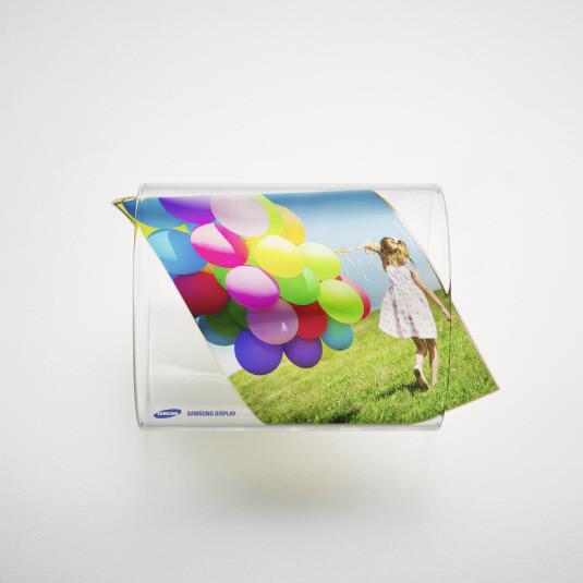 [삼성디스플레이] 플렉시블 OLED 2