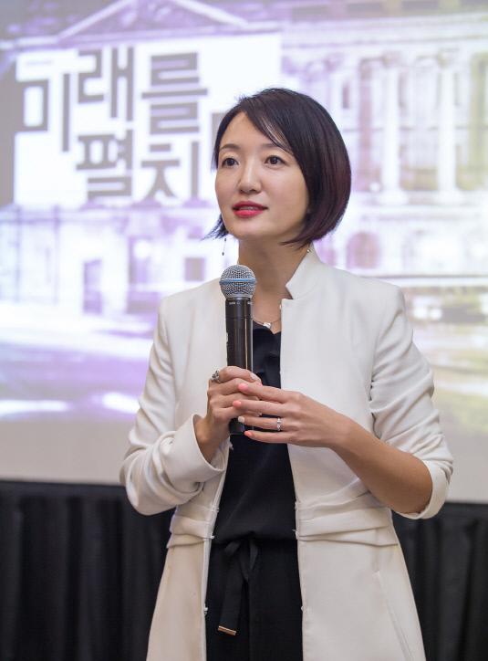 삼성전자 무선사업부 글로벌 브랜드 마케팅그룹 장소연 상무