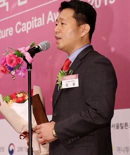 김웅 티에스인베 대표