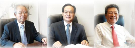 삼진제약 최승주 조의환 이성우 공동 대표