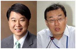 유선종 교수 및 김재정 전 국토부 기조실장 사진